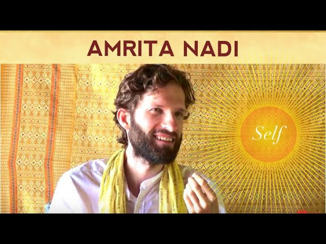 Amrita Nadi Explained – Channel of Bliss Consciousness – Enlightenment