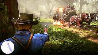 RED DEAD REDEMPTION 2 New Gameplay Trailer (2019)