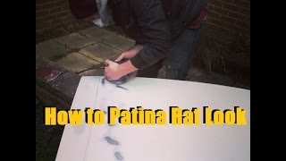 How to Rat Look your car Patina style!