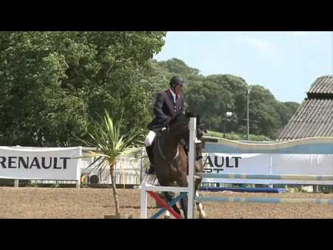 Showjumping Top Tips Will Funnell - August 2008