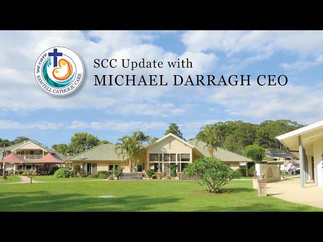 CEO Michael Darragh UPDATE 27.05.2021