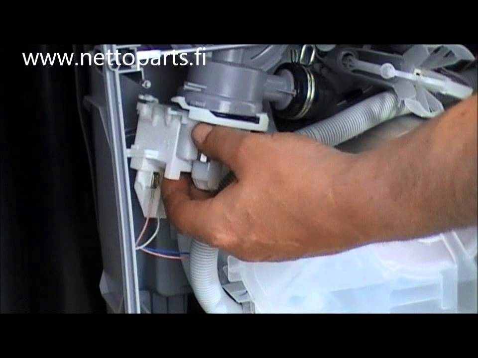 how to stop a electrolux dishlex dx302