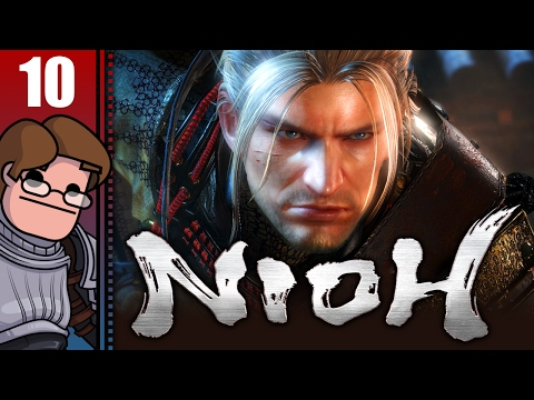 Let's Play Nioh Part 10 - A Request from Ginchiyo