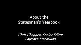 Chris Chappell talks about The Statesman