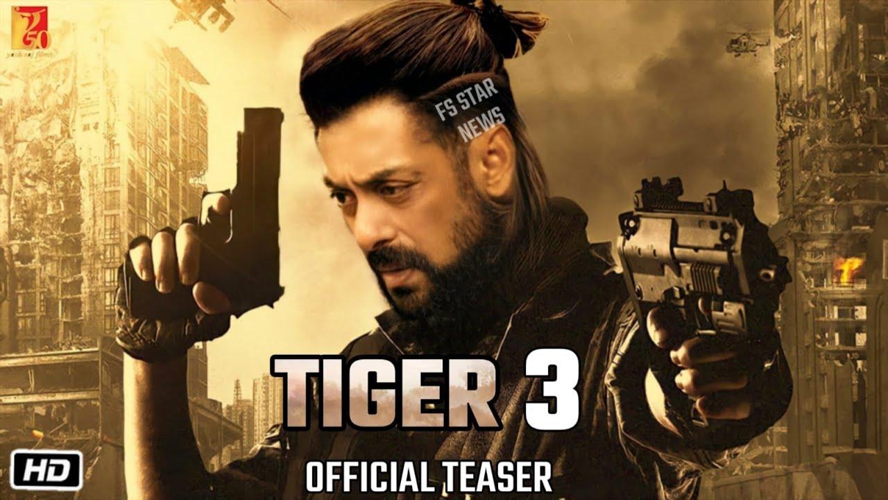 Tiger 3 First Teaser Look   Salman Khan, Emraan Hashmi, Katrina Kaif   Maneesh Sharma   YRF Films