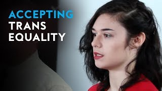 Accepting transgender equality | Nicole Maines and Wayne Maines