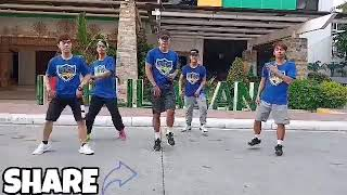 MORENA |DANCE FITNESS |Choreographed by BKS Rey Gatchalian