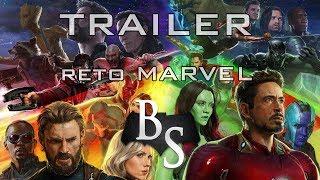 Reto Marvel 2018 - Trailer