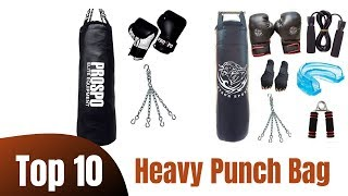 10 Best Heavy Punch Bag 4-FEET in India 2020