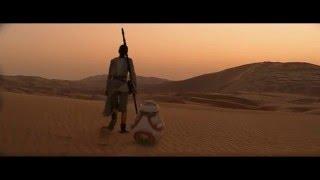 『スター・ウォーズ/フォースの覚醒』<BB-8:モテ仕草満載!レイとの出会い_本編映像>