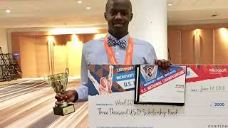 Black Teen Wins 1st Place In Microsoft Office Contest