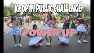 [KPOP IN PUBLIC CHALLENGE] Red Velvet 레드벨벳 - Power Up Dance Cover by Crimson from Indonesia