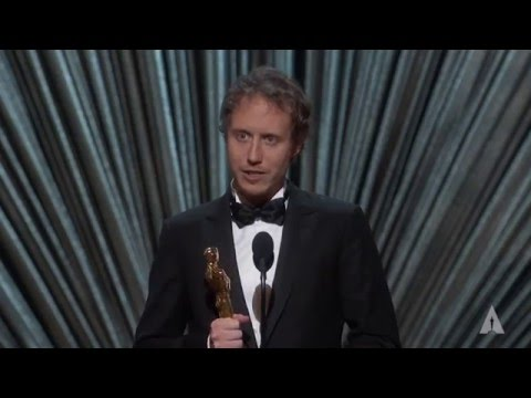 """Son of Saul"" winning Foreign Language Film: 2016 Oscars"
