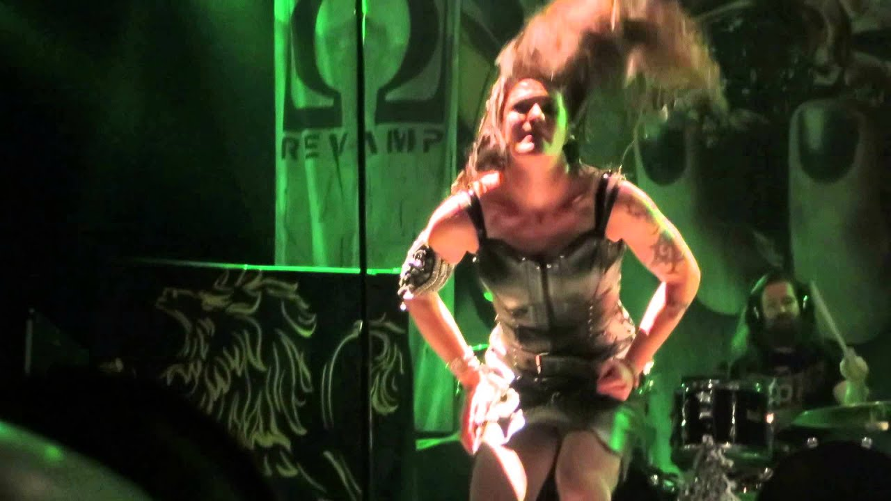 Revamp Disdain Live House Blues Orlando