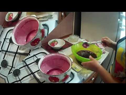 Готовим вкусное варенье из винограда.