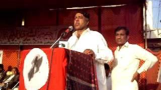 Bashir khan speech at Bhittaiabad Karachi 23MARCH.2012-AZADI MARCH Jagarta Qaflo...JSQM MediacellAVI