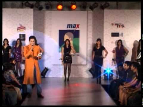 MC RIAZ - MAX MISS BANGALORE 2010