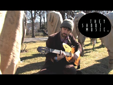 Gruff Rhys - If We Were Words (We Would Rhyme) // THEY SHOOT MUSIC