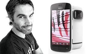 nokia 808 PureView, CMARA CON 41MP  Retro Review en espaol