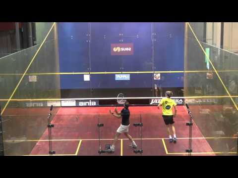 Helsinki Open 2015   Bradley Hindle MLT - Miko Aijanen JSK