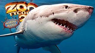 Zoo Tycoon 2: Marine Mania - O Tubarão Branco, Criança Em Perigo! | (#4) (PT-BR)