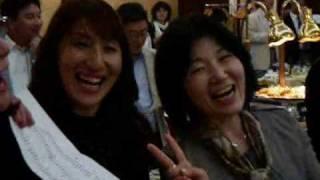 大阪市立旭東中学校25期生2010年同窓会校歌斉唱