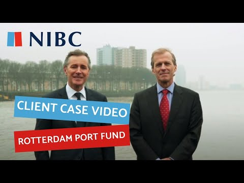 NIBC Client case Rotterdam Port Fund