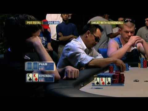 PCA 2008 - Sweat The Hand With Kris Kuykendall