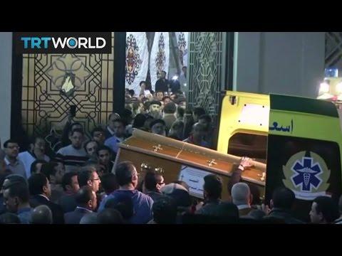 President Abdel Fattah el Sisi declares state of emergency