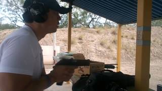 range day with the 2011 rock island armory tactical vz grip 45acp