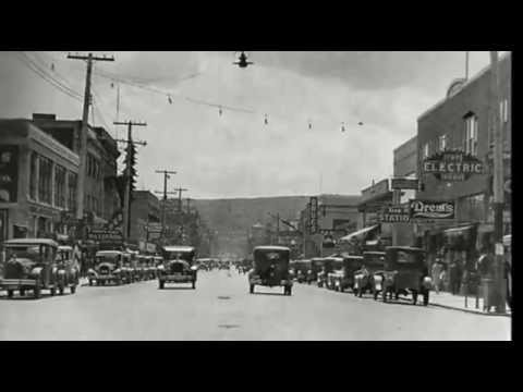 Klamath Falls, Oregon - Now...and Then.