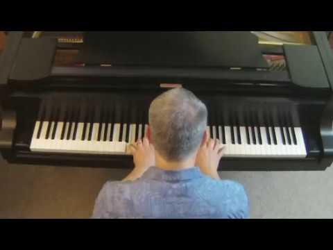 Missing You - Piano Solo By Eric Carlson