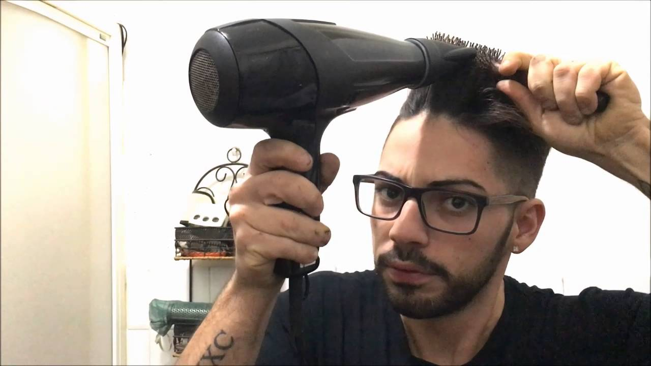 Foto acconciature capelli uomo