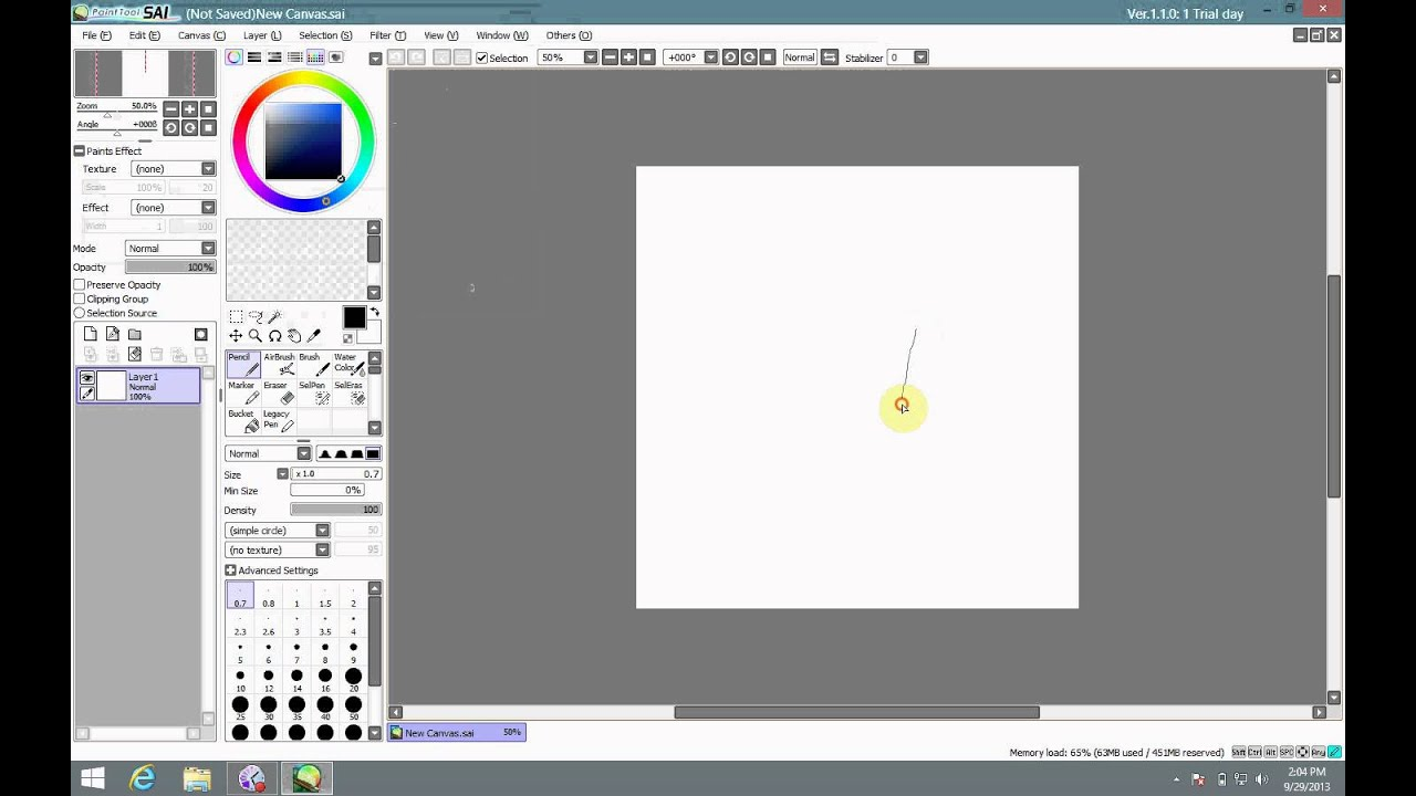 how to get paint tool sai on mac