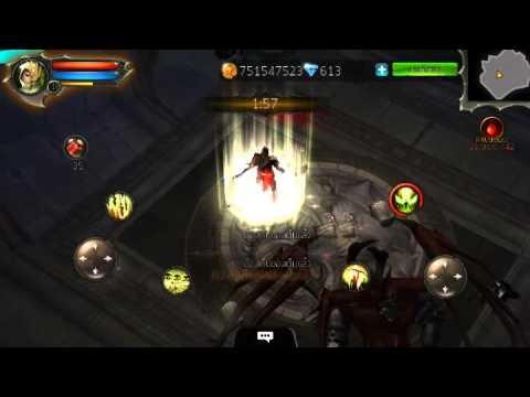 Dungeon Hunter 4 Sentinel Blood Match