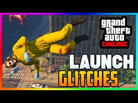 GTA 5 Online - Top 5 WORKING Launch...