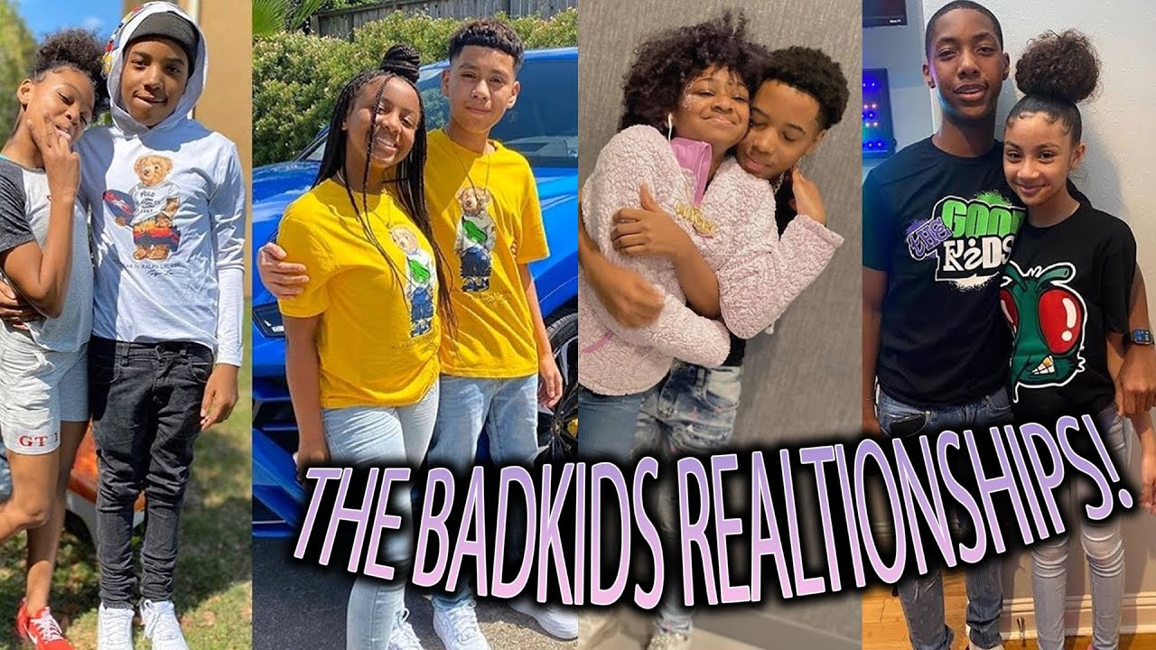 THE BADKIDS REALATIONSHIPS 2020!! (must watch)