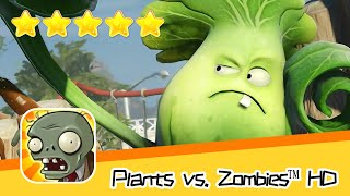 Plants vs  Zombies™ HD Adventure 2 Day Level 09 Part 1 Walkthrough The zombies are coming! Recommend