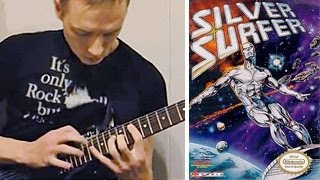 Silver surfer - nes guitar cover