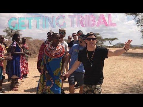 GETTING TRIBAL🇰🇪  w/ the Samburu of Kenya 🌍 Africa Trip Travel Vlog #8 – A Short Documentary Tour