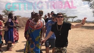 GETTING TRIBAL🇰🇪  w/ the Samburu of Kenya 🌍 Africa Trip Travel Vlog #8 – A Short Documentary Tour