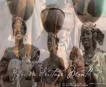 MAMA AFRICA by Akon