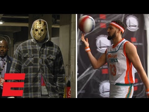 J. Cortez - Check Out Some of the NBA Players Costumes From Halloween