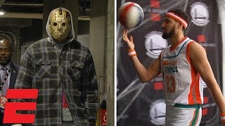 LeBron James, Klay Thompson among best NBA Halloween costumes | NBA Highlights