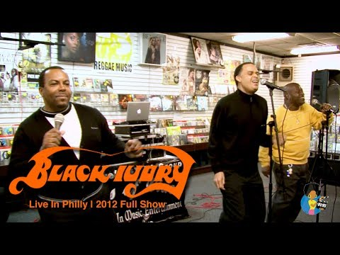 Black Ivory - Live at Sound of Market, 2012 (Full Show)