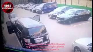 Похищение людей в Киеве 11.09.16