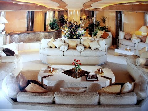 Inside Donald Trump 's Crazy US$ 100 Million Yacht Trump Princess