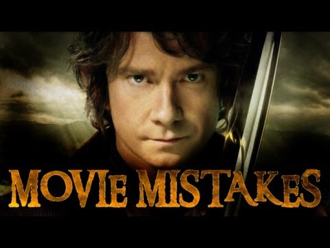 The HOBBIT 1&2 - MOVIE MISTAKES [HD]