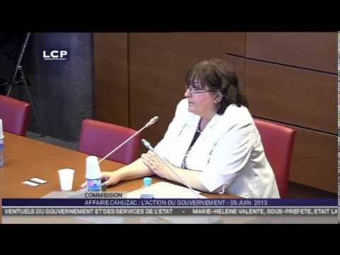 Affaire Cahuzac : Témoin Important Très Embarrassé Devant La Commission