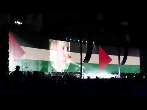 Waters pro Palestine